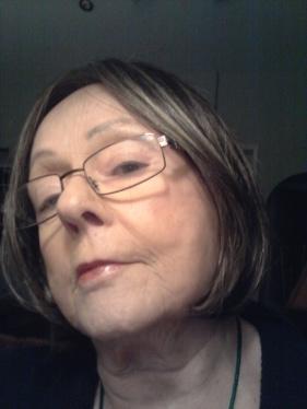 Ginger Murchison Author Photo